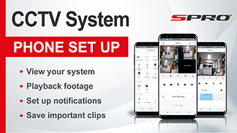 SPRO Mobile Set up