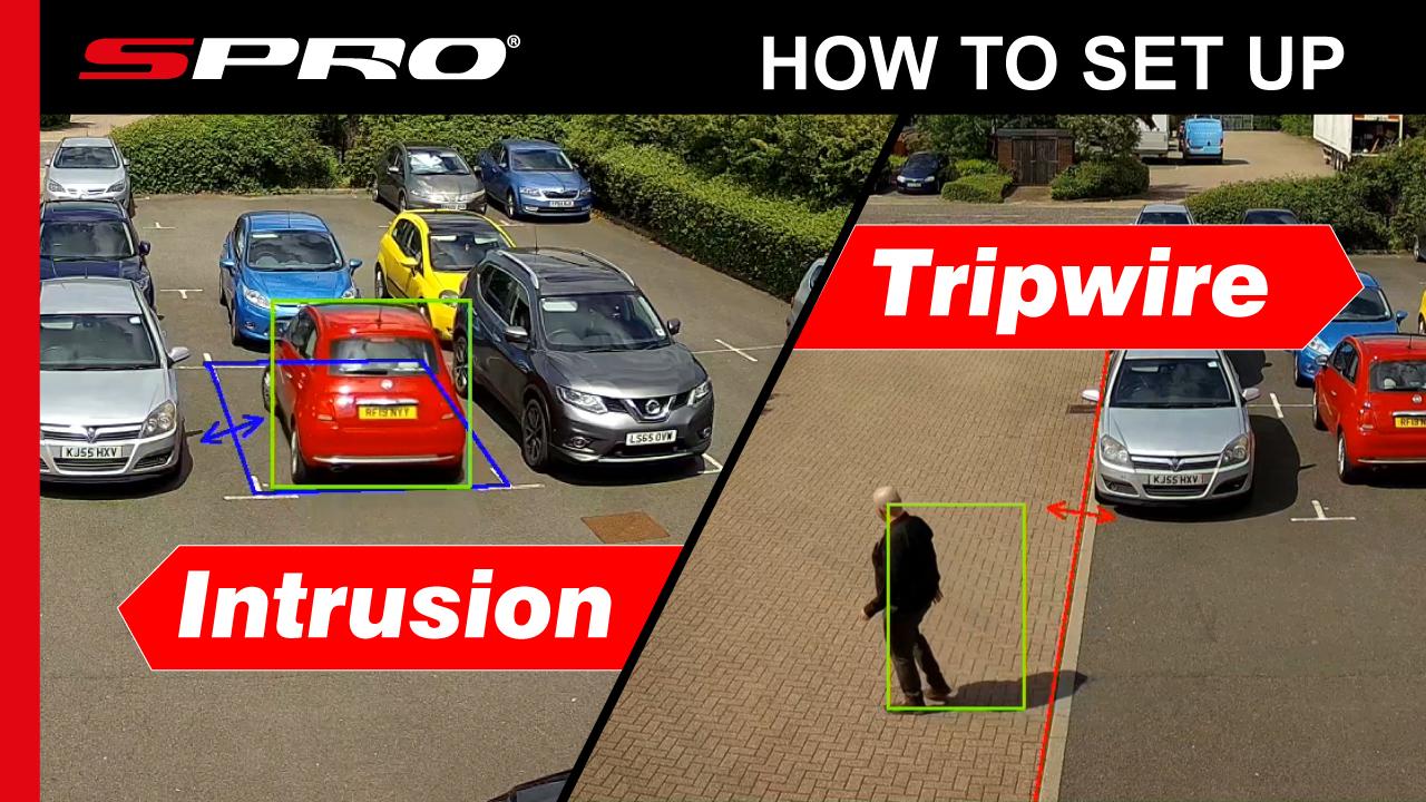 SPRO Tripwire & Intrusion
